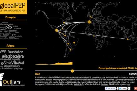 #GlobalP2P, The Wind that Shook the Net