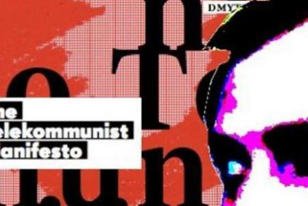 Venture Communism and Technological Miscommunication