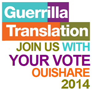 GT Ouishare Awards 2014