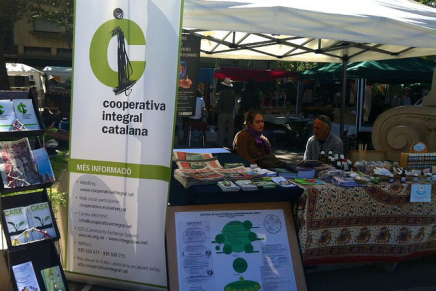 Cooperativa Integral Catalana as a living model of open cooperativism