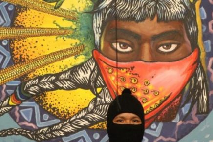 No Future: From Punk to Zapatismo and Connected Multitudes